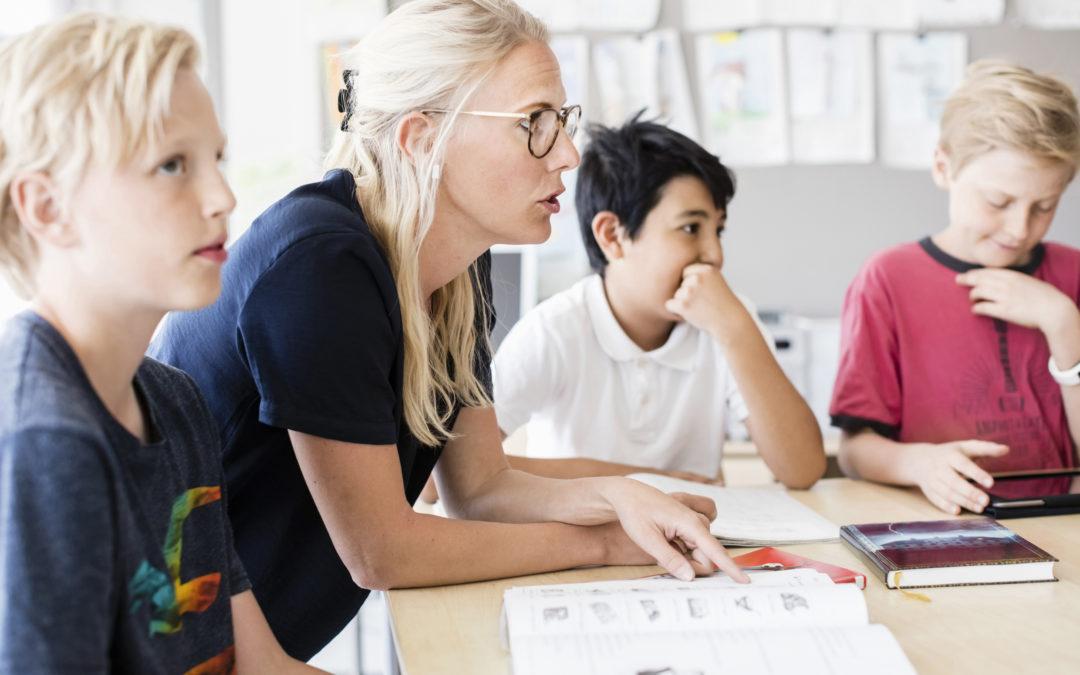 En konferensdag om ledarskapet i klassrummet – boka den 8/5 i din kalender redan nu