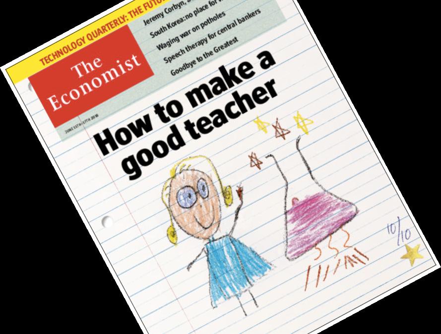 Del 2 av 10. How to make a good teacher?