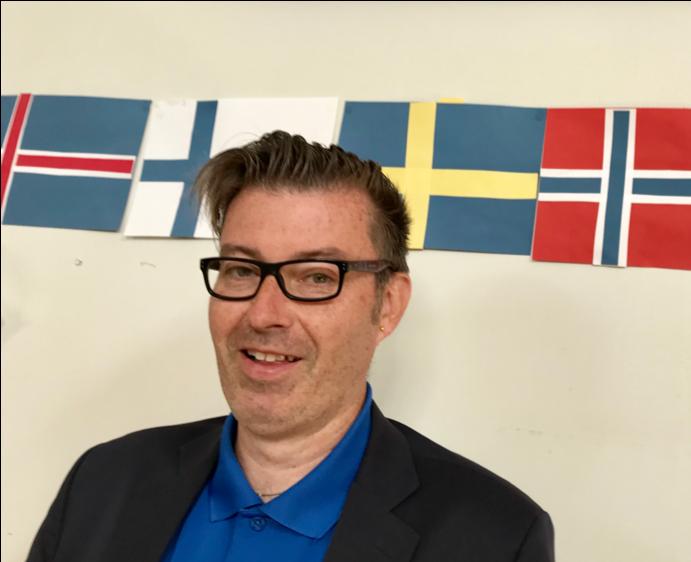 Så tänker rektorn på skolan som nått högre elevresultat genom fokus på bättre och bättre undervisning – Fredrik Sjövall