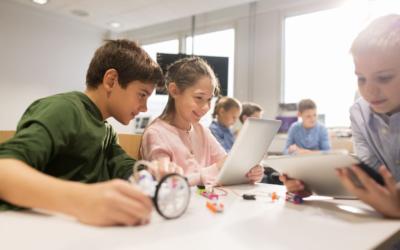Nu kan 6,9 miljoner lektioner på Stockholms kommunala skolor systematiskt bli ännu bättre