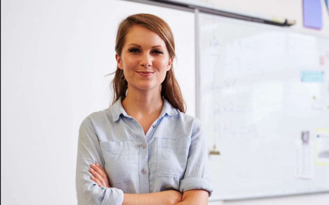 5 saker som vi önskar att alla lärare får uppleva under 2020 – för ett sådant här leende på läpparna