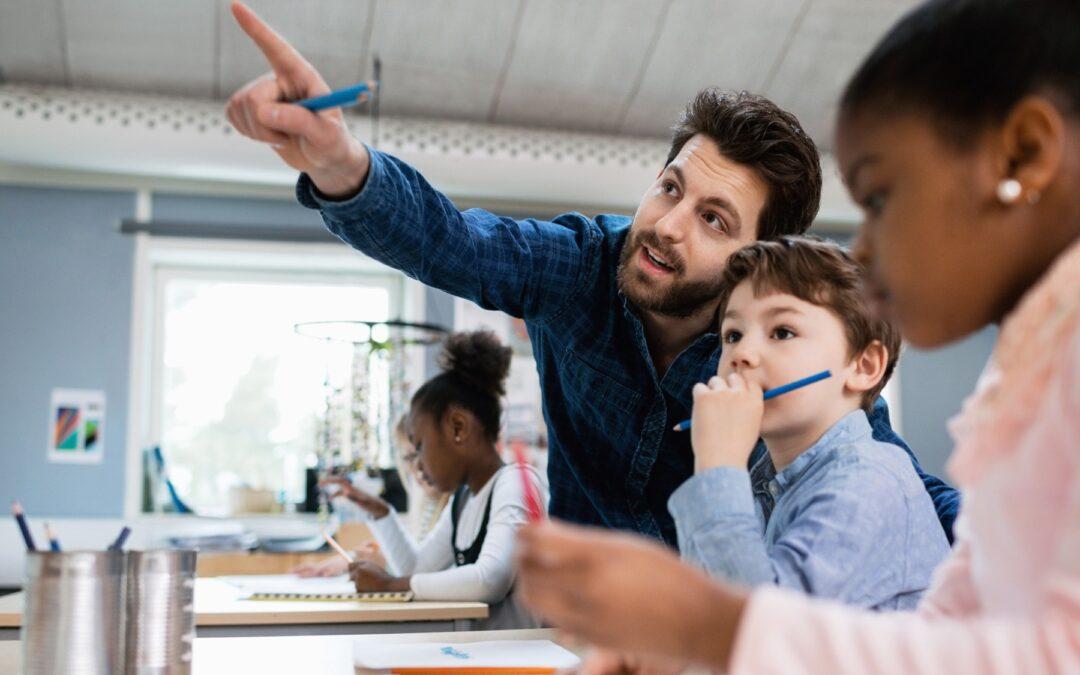 """""""Jag vill fokusera på undervisningens kvalitet nästa läsår!"""" Webbinarier – del 1 till 8"""