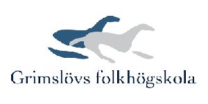 Grimslövs folkhögskola Logo