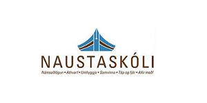 Naustaskól Logo